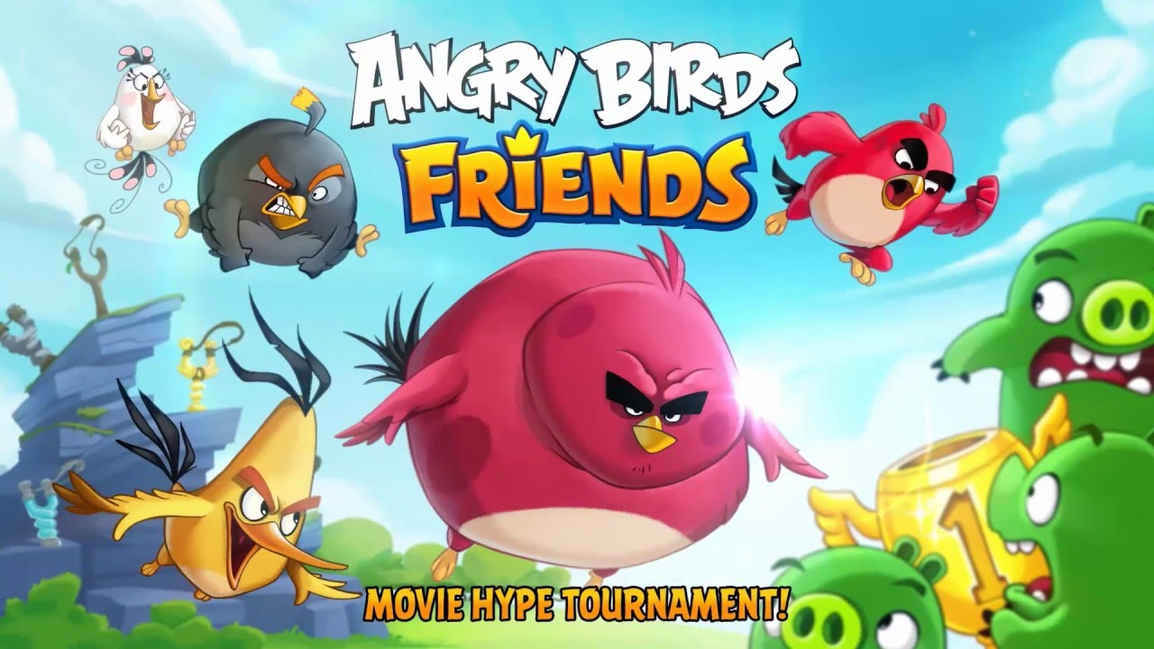 Angry Friends Tournament