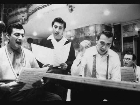 The Ames Brothers - A Very Precious Love (1958)