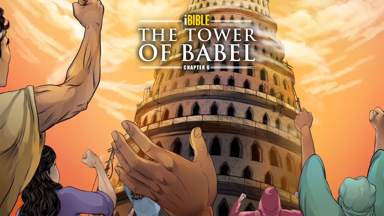 Download iBIBLE Chapter 6: Tower of Babel [RevelationMedia]