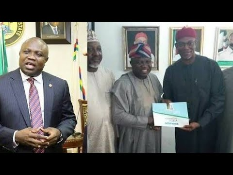 BETRAYAL: MAN WHO BOUGHT ADP FORM FOR AMBODE EVICTED FROM APC GOVERNORSHIP PRIMARIES MEETING!