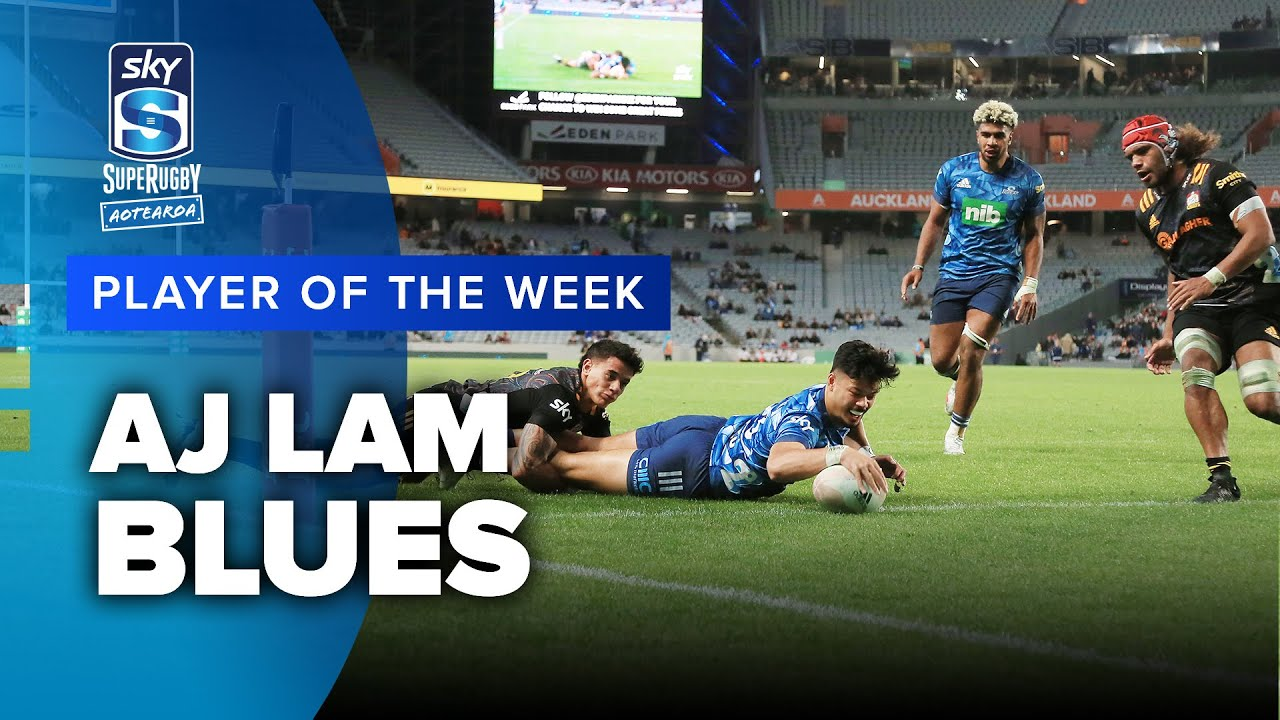 PLAYER OF THE WEEK | Super Rugby Aotearoa Rd 10