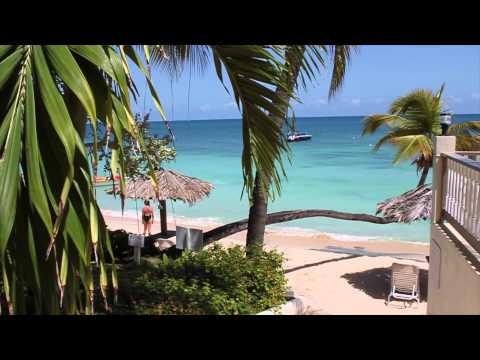 Blue Waters Hotel Antigua 2014