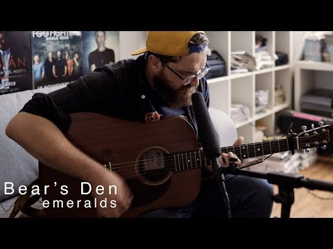 Bear's Den - Emeralds | AVE MONO Music Field Recordings