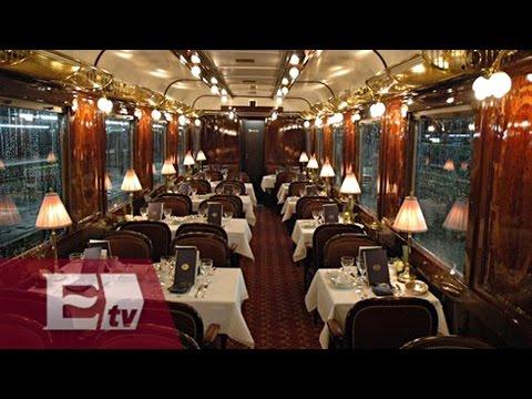 Viajar por Europa en un tren de lujo/ Entre Mujeres