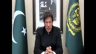 Pakistan PM Imran Khan warns India about war