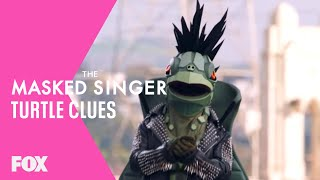 The Clues: Turtle | Season 3 Ep. 16 | THE MASKED SINGER