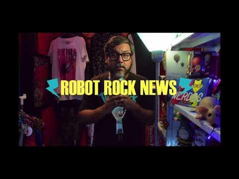 Especial Batalla de Pichincha 24 de Mayo - Robot Rock News con KEFER