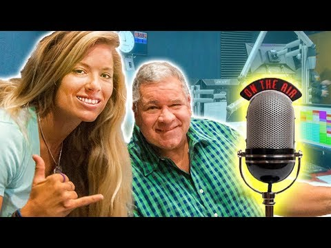 Birth of a Radio Star? BEHIND THE SCENES at BIG 105.9 with Paul Castronovo