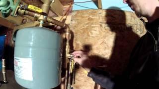 Harman Pb105 Pellet Boiler Pre Firing Checklist - 115 - My Diy Garage Build Hd Time Lapse