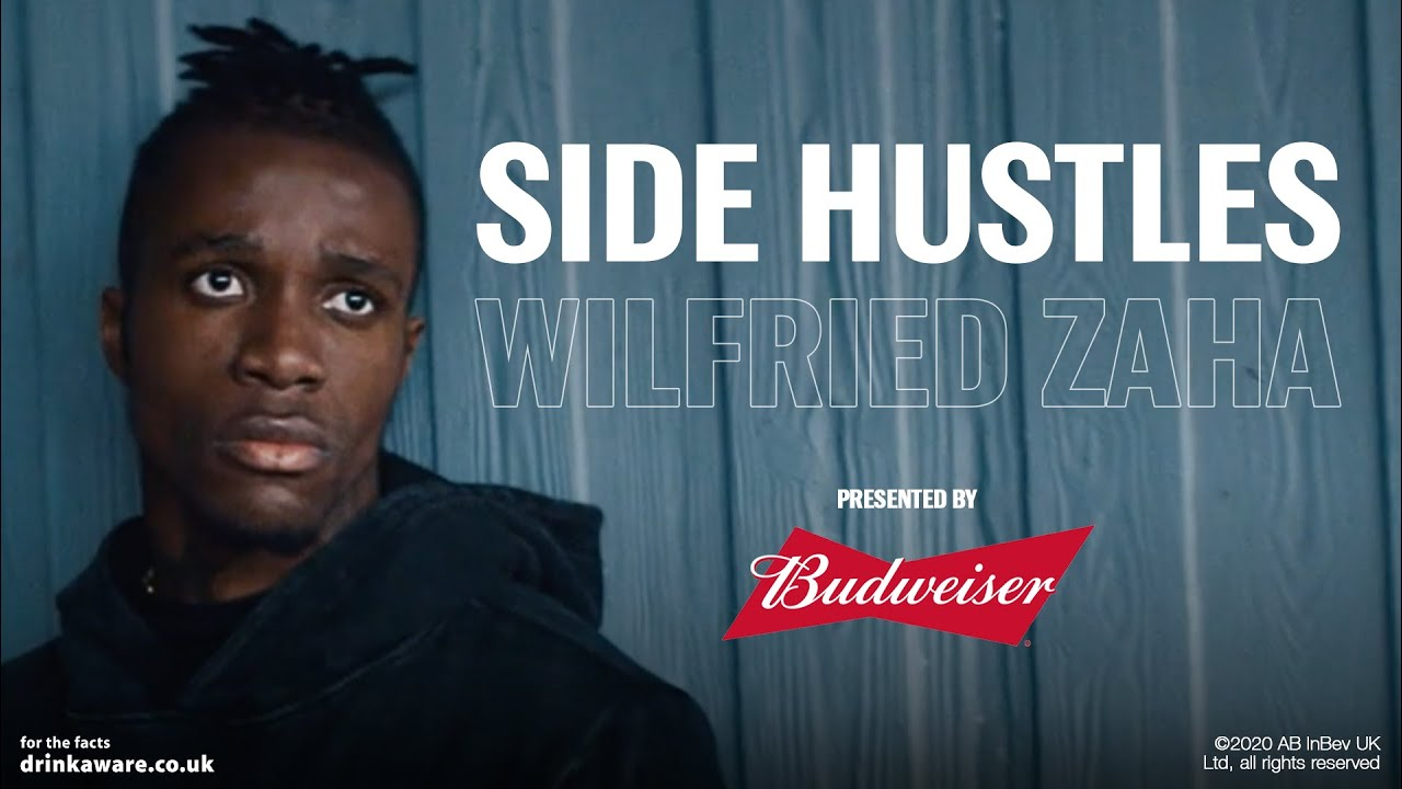 Behind the scenes with Wilfried Zaha's fashion brand | Side Hustles, presented by Budweiser