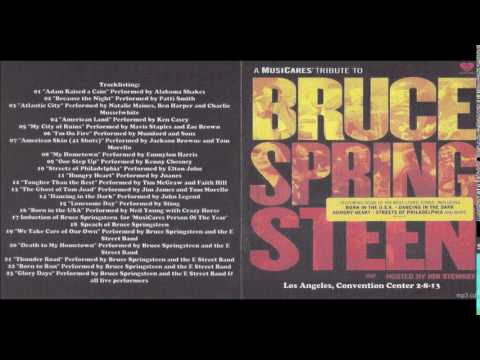 JACKSON BROWNE ft. TOM MORELLO - American Skin (41 Shots) -  B.Springsteen cover, live audio 2-8-13