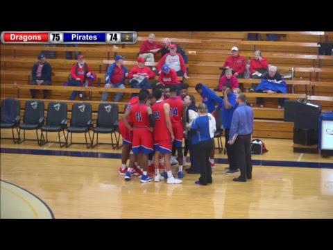 Blue Dragon Men's Basketball at Independence