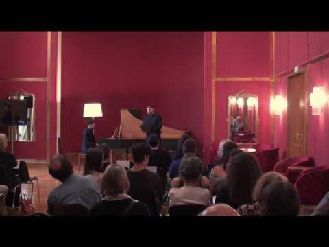 "Purcell ""O Solitude..my sweetest choice""   Nikos Spanatis & Ronan Khalil   Greek National Opera"