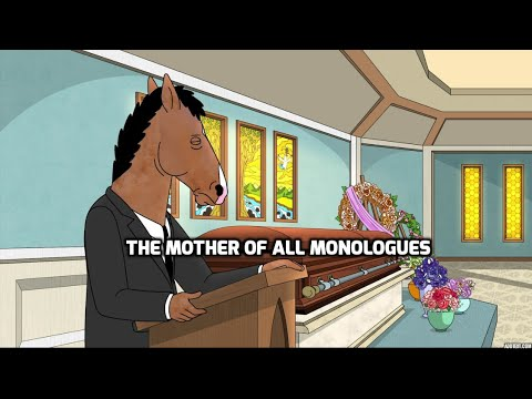 Bojack Horseman: The Mother Of All Monologues