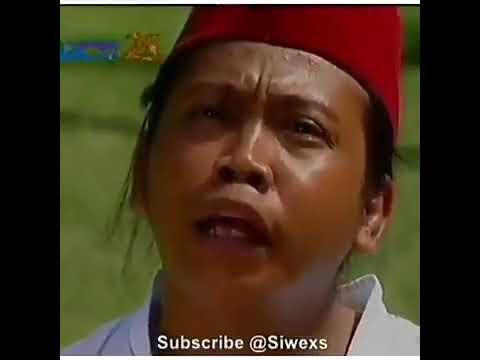 Efek Scene Sombong Amat