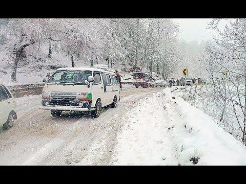weather forecast murree snowfall