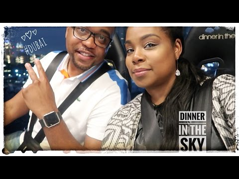 DINNER IN THE SKY UAE || Ep.36 || DUBAI