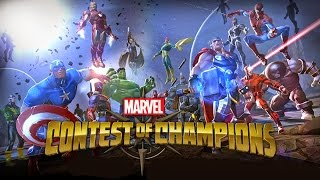 Marvel Contest Of Champions: Act 1 The Contest