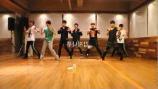 Repeat youtube video INFINITE - The Chaser mirrored Dance Practice