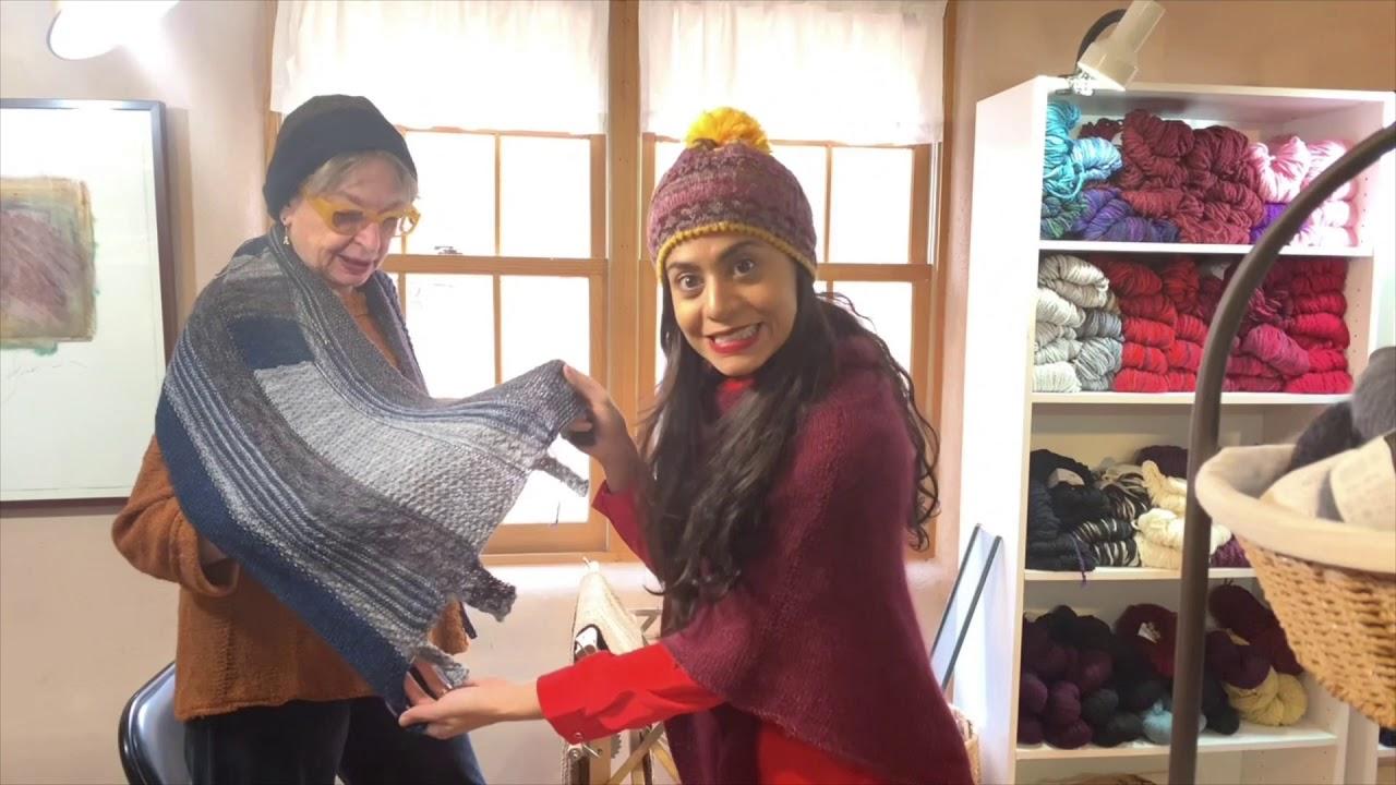 Something About Santa Fe Santa Fe School Of Weaving Miriam S Well Shop Youtube