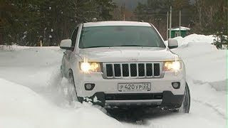 OFFROAD JEEP GRAND Cherokee 3.0 TD 5 AT