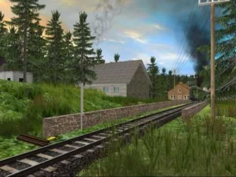 trainz simulator 2010 dan´s map