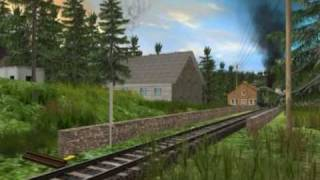trainz simulator 2010 dan´s map