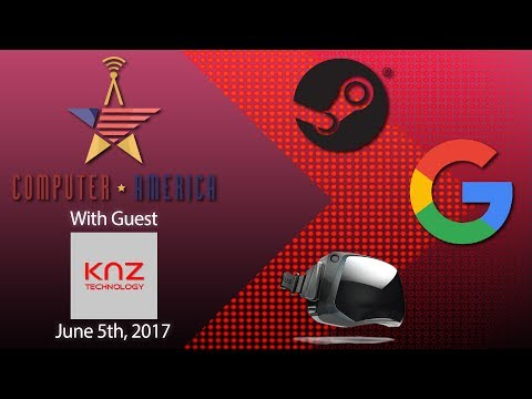 KNZ Technology Interview, Steam Lowers Bar, Google And The Ads