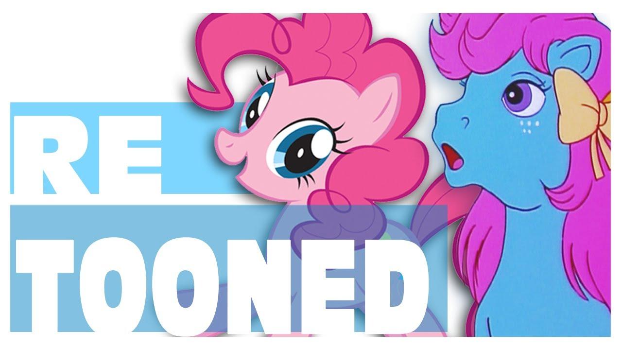 My Little Pony G1 - G4 Review | RETOONED