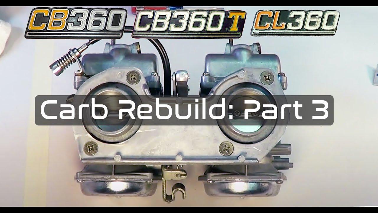 honda cb360 carburetor rebuild part 3 rectifier regulator circuit honda cb350 cb360 cb450 regulator