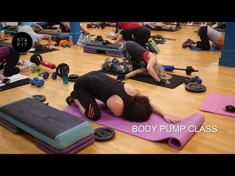 Yoga, Zumba, Spin, Barre and More! — Anastasia Fitness