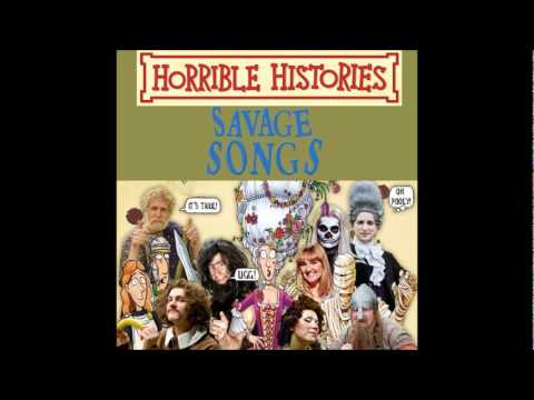 Horrible Histories: Savage Songs - 31. Boudicca