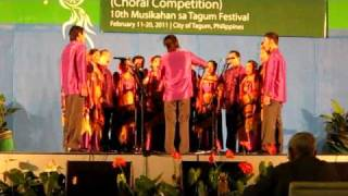 Alleluia (L. Delgado)  - South Cotabato Chorale