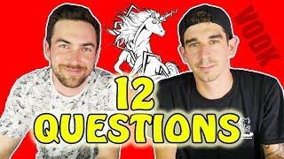 VodK en 12 questions