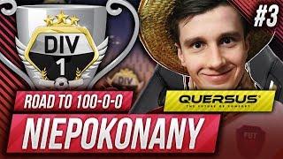 NIEPOKONANY #3 - NAJDZIWNIEJSZA BRAMKA W ŻYCIU - DROGA DO 100-0-0 l FIFA 18 ULTIMATE TEAM!