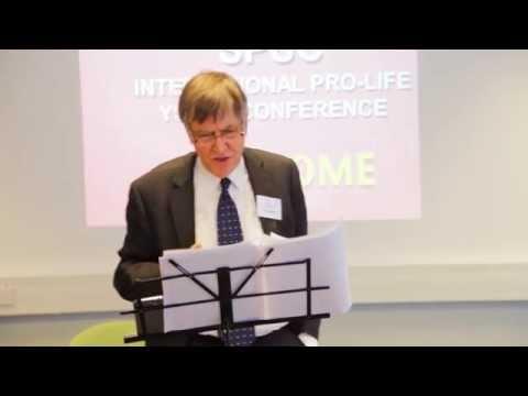John Smeaton: Youth Conference 2014 Closing Address