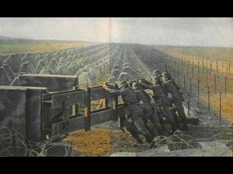 On ira pendre notre linge sur la ligne Siegfried ...