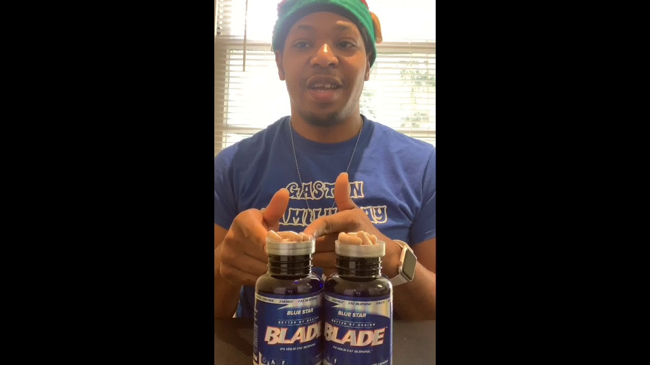 Blue Star Blade Reviews >> My Review Of Blade Bluestar Nutraceuticals
