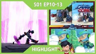 dinocore highlight series spot the difference   save the princess   robot   s01 ep10 13