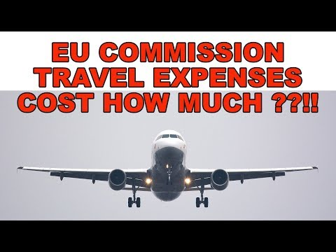🛫  EU Commission Travel Expenses Outrage 🛬