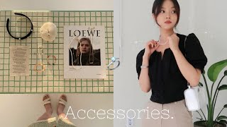 Summer Accessories + 9 outfis …