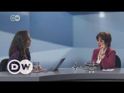 Nevşin Mengü ile Bire Bir'in konuğu Ayşenur Arslan  - DW Türkçe
