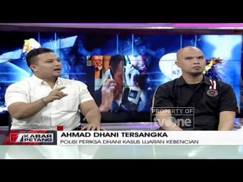 [Dialog] Jadi Tersangka, Ahmad Dhani: Ulah Jongosnya Penguasa
