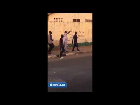 Gambie : Quand President Barrow se promène dans les rues de Banjul