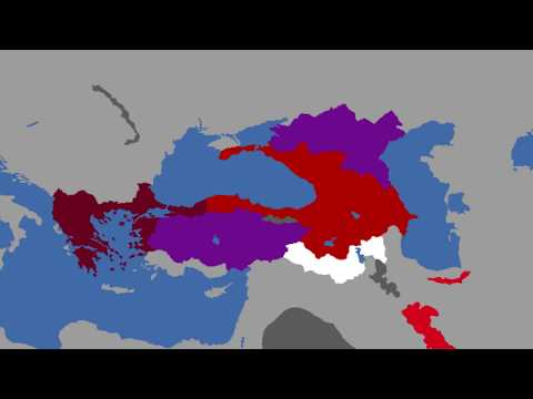 Georgian Golden Era (Expansion timeline map)
