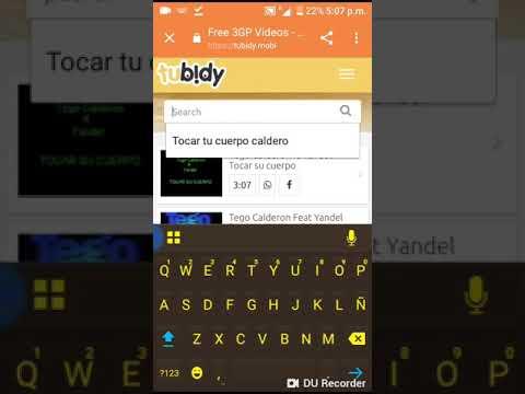 descargar Tubidy aplicacion para bajar musica
