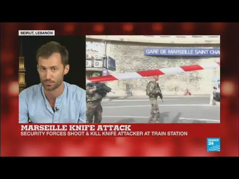 France: IS group claims fatal knife attack on two women in Marseille