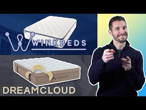 WinkBed vs DreamCloud Review | Luxury Mattress Comparison (2019)