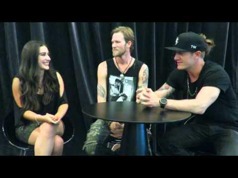 Florida Georgia Line Interview Australia