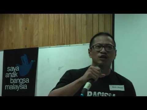 Melaka: Dr Azmi Sharom Part 3 of 4.